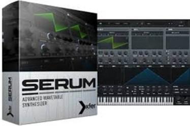 Xfer Records Serum