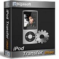 Bigasoft iPod Transfer Mac
