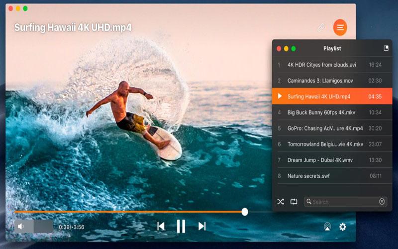 Elmedia Video Player for Mac