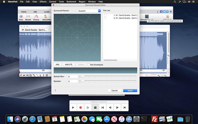 WavePad Masters Edition Mac