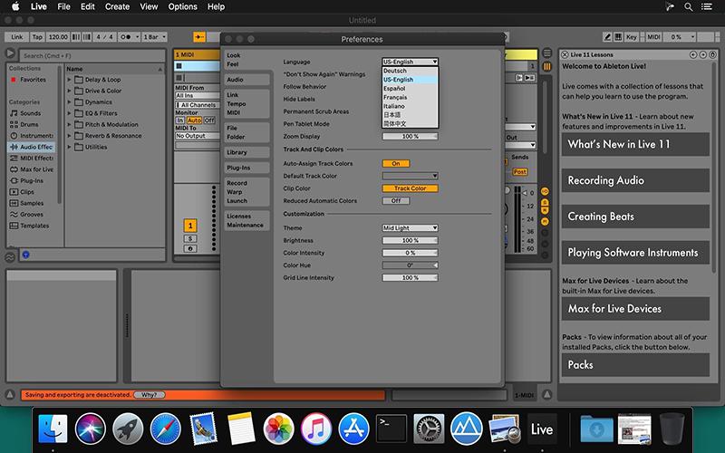 Ableton Live Suite 11