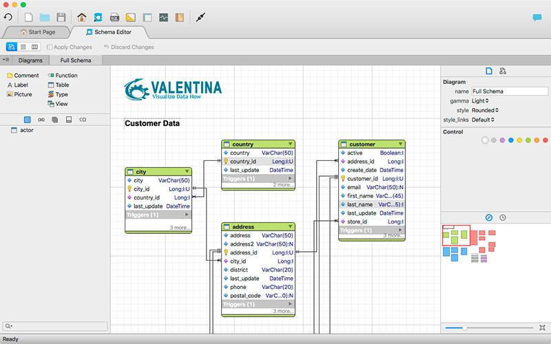 Valentina Studio Pro Mac