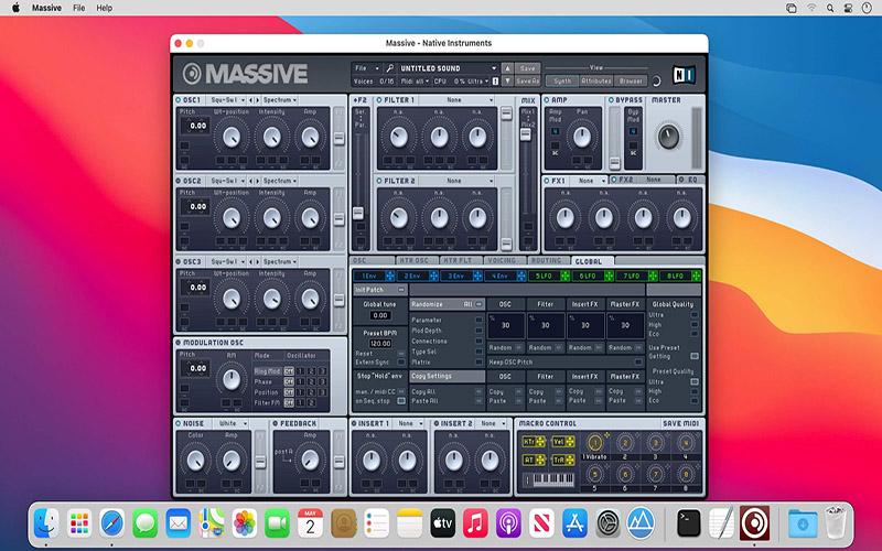 Native Instruments Massive Mac