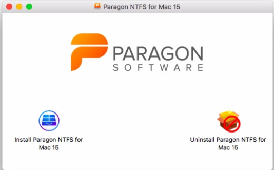 Paragon NTFS Mac free