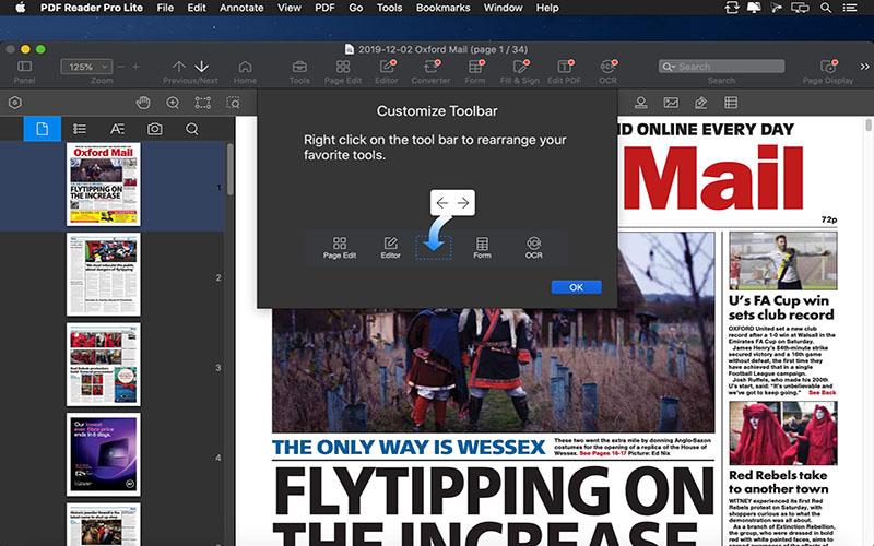 PDF Reader MACOS