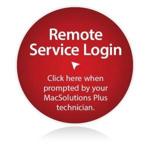 Remote Service Login Button_red