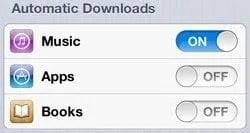 iCloud iOS
