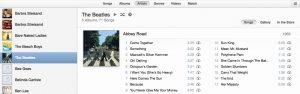 iTunes beatle
