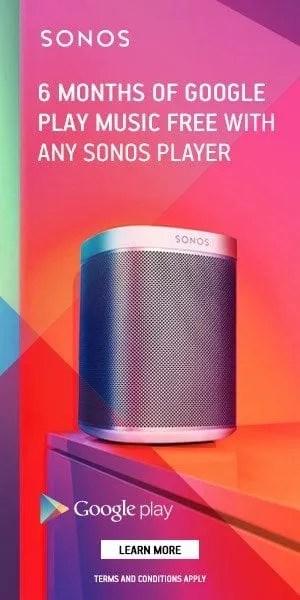 Sonos Promo