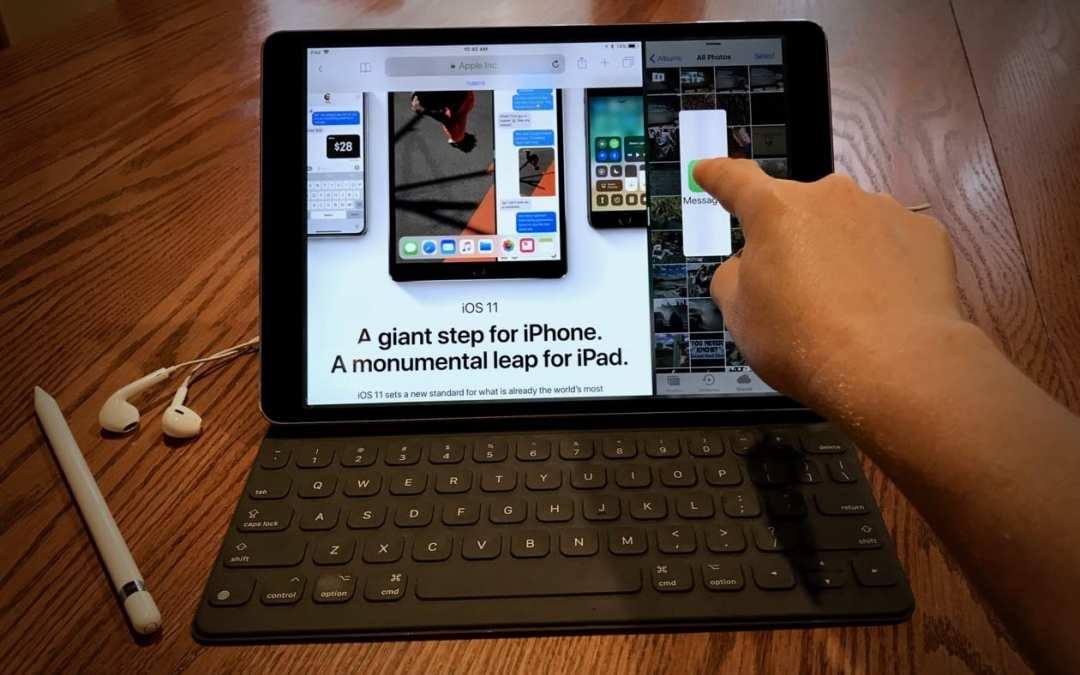 The Swipes You Need to Know to Multitask in iOS 11 on an iPad