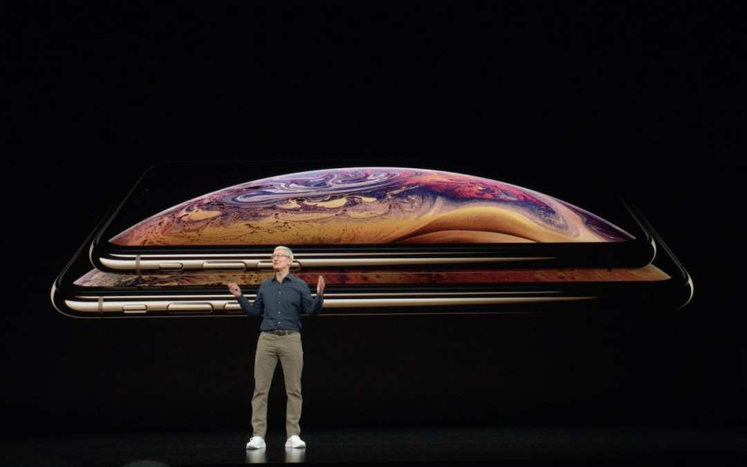 Apple Unveils New iPhone XS, XS Max, and XR, and the Apple Watch Series 4