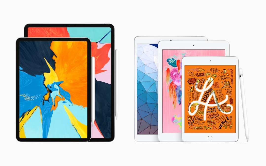Apple Updates iPad Lineup with new iPad mini and iPad Air