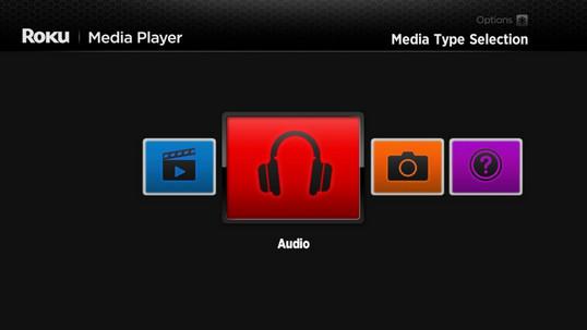 Play Apple Music on Roku Media Player
