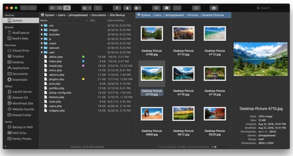 Forklift 3.0 Update Brings Easy-to-Use Remote File Management to the Mac