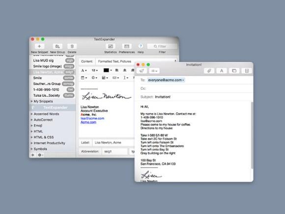 MacTrast Deals: TextExpander: 1-Yr Single User Plan
