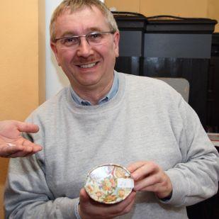 Martin K. durfte sich den Abend mit Tizi-Kakao-Mandeln von equniux versüßen