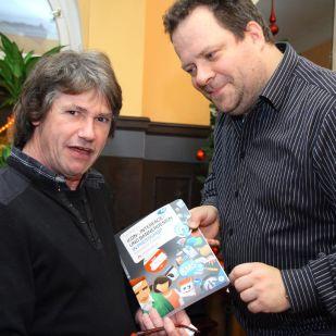 Josef P. hat ein Photoshop-Buch von Addison-Wesley gewonnen