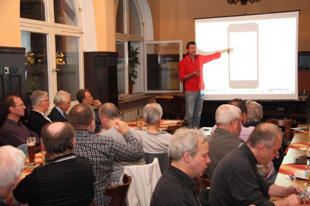 109. Treffen: iPhone 6 und iOS 8 mit Anton Ochsenkühn