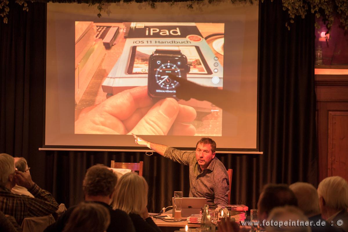 144. Treffen mit Vortrag von Anton Ochsenkühn