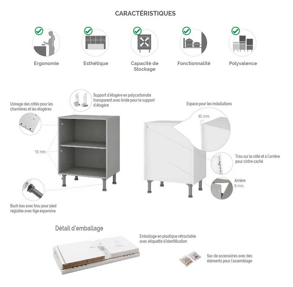 de serrage douille d aluminium de cuisine 4 unites