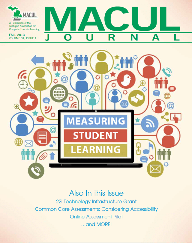 MACUL_Journal_Fall_2013
