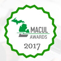 2017 MACUL Awards