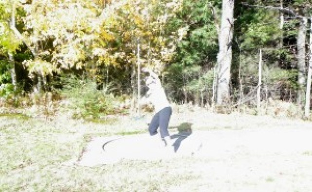 Underhill VT Shot Put