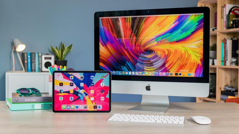 The newly renamed iMac, introduced in WWDC 2020