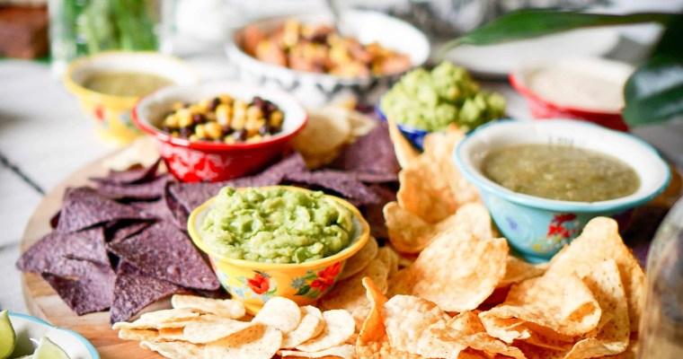 Healthy Options for Celebrating Cinco De Mayo