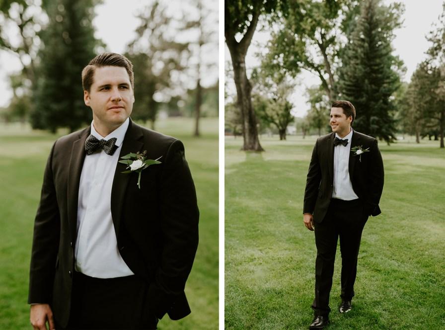Montana groom