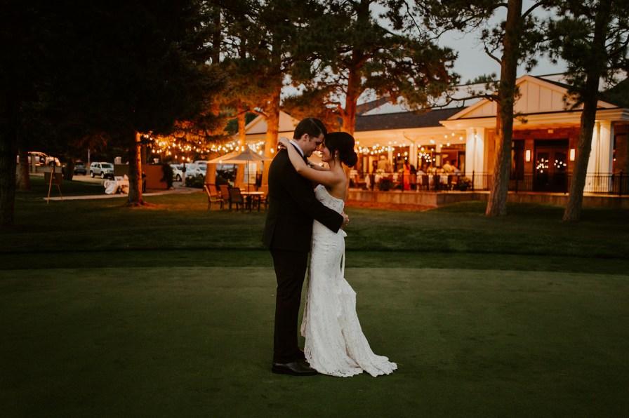 hilands golf club wedding