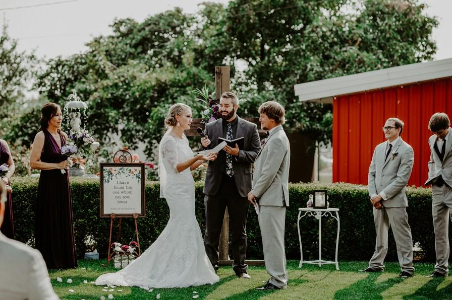 billings Montana wedding
