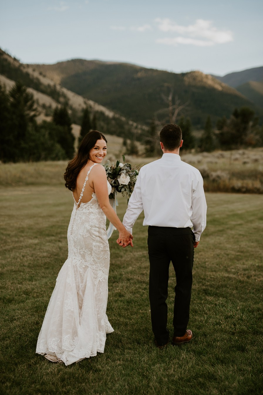 Red Lodge wedding