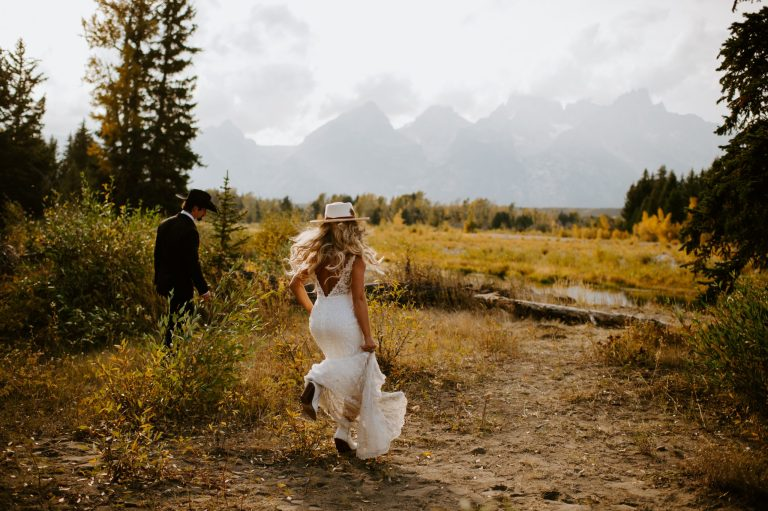 Grand Teton elopement