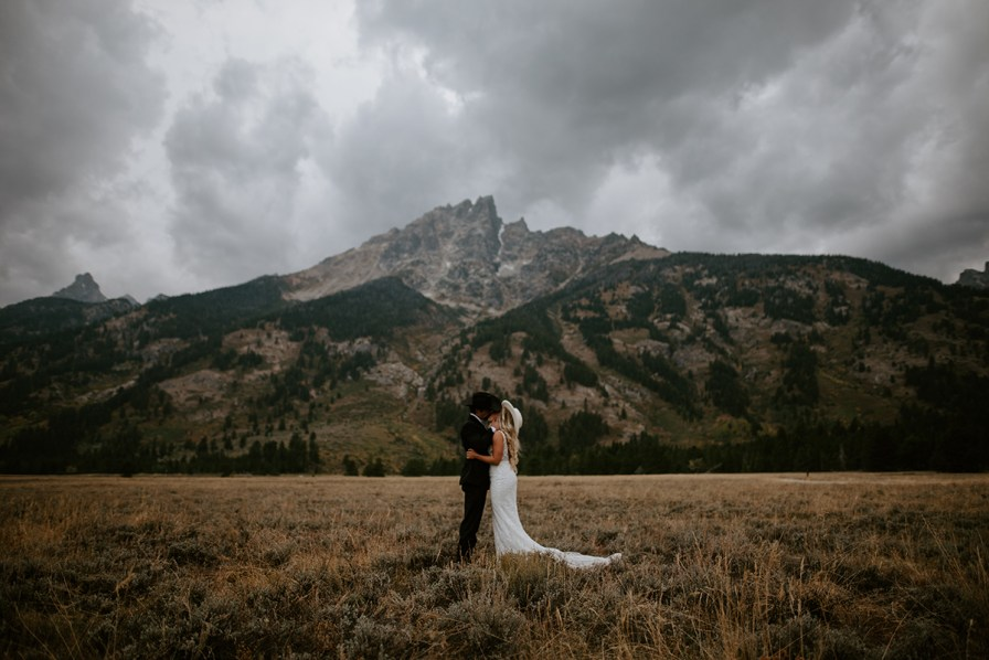 How to elope in Grand Teton National park