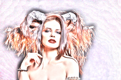 horoscope belier femme sexy rousse avec cornes madinlove 1