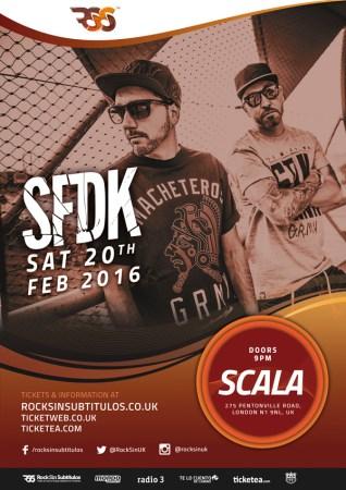 SFDK London