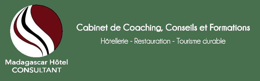 Madagascar Hôtel Consultant - Cabinet de Coaching, Conseils et Formations en Hôtellerie - Restauration et Tourisme durable Logo