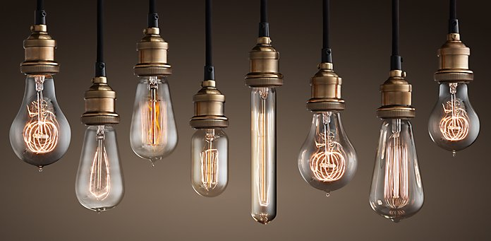 Old Style Light Bulbs Phased Out