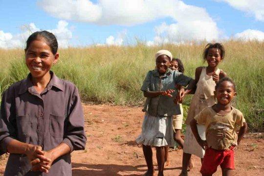 """Présentation des Associations """"ASA France"""", Réinsertion des familles en grande précarité à Madagascar"""