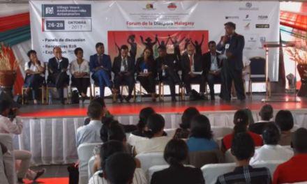 Forum de la diaspora – Les Malgaches à l'étranger réclament le droit de vote