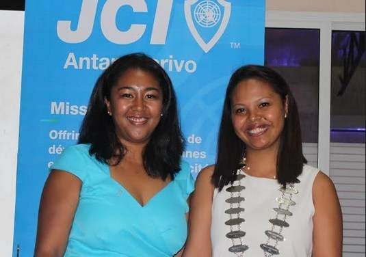 JCI Antananarivo. Anissa Ratovodrahona succède à Valérie Andrianavalona
