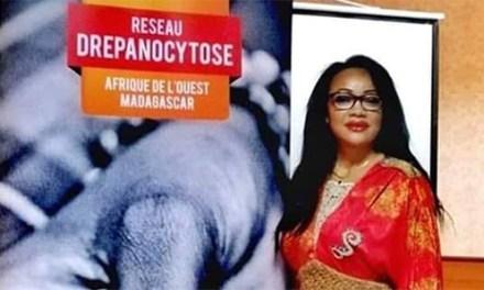 Portrait de Tuseo Jeannot Pascale; Elle a fait le combat de sa vie contre la Drépanocytose à Madagascar et dans le Monde.