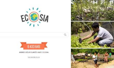 Rechercher sur Ecosia pour reboiser Madagascar, la plus ancienne île du monde