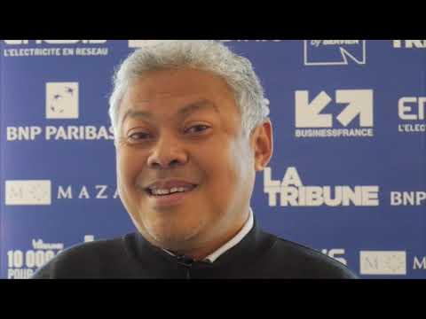 Portrait de Solofo RAFENOMBOLATIANA- CEO de Dizzitup