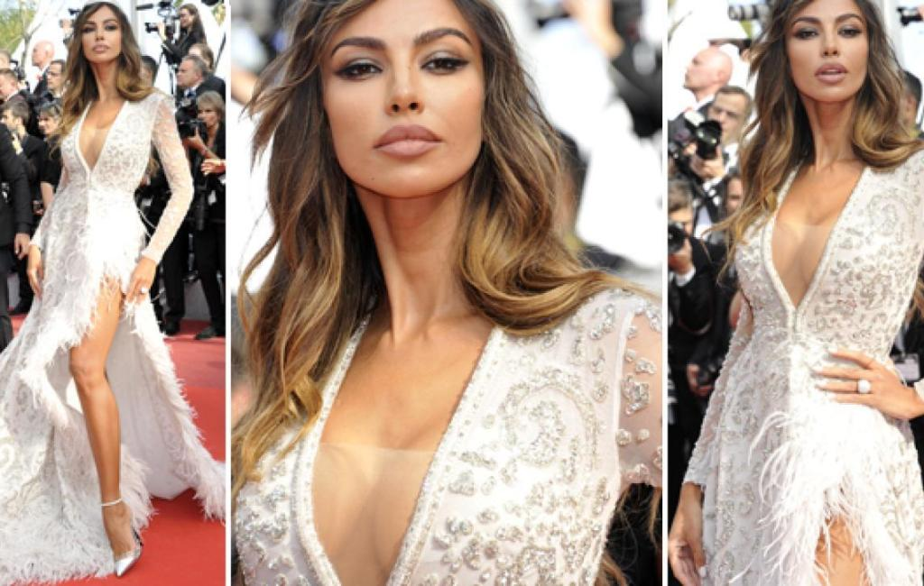 Madalina Ghenea, hot queen with the crystal dress