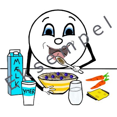 Spise morgenmad