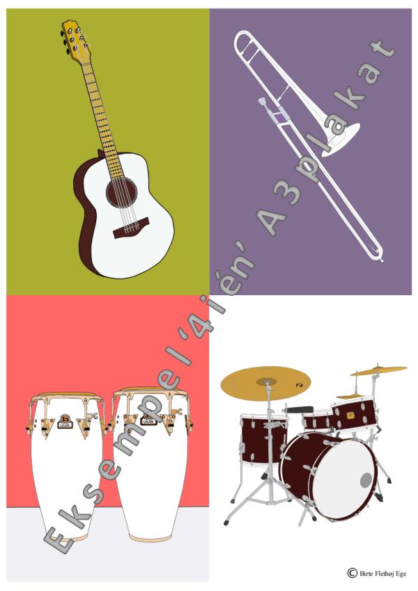 Musikinstrumenter