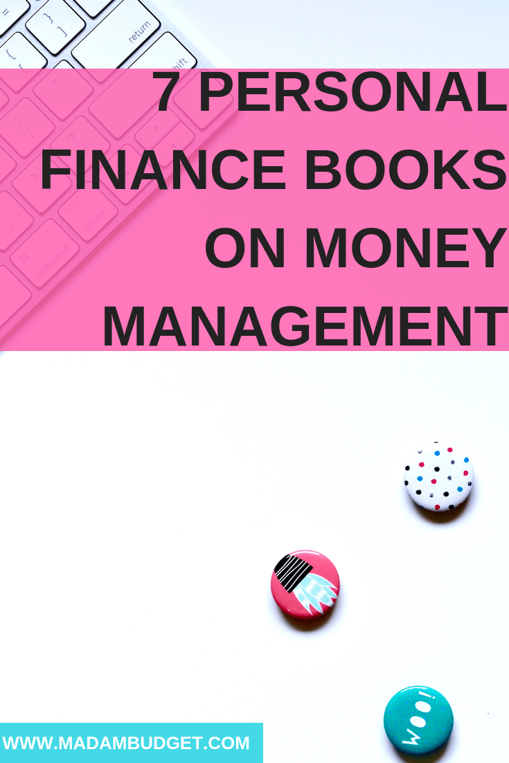 7 Must Read Personal Finance Books To Ease Your Money
