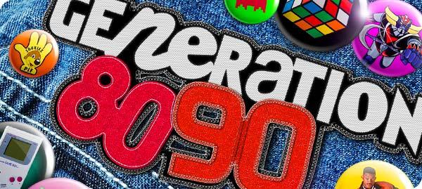 génération 80-90